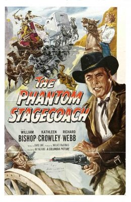 The Phantom Stagecoach movie poster (1957) poster MOV_7dfde4a5
