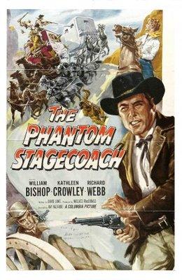 The Phantom Stagecoach movie poster (1957) poster MOV_7dfde4a5