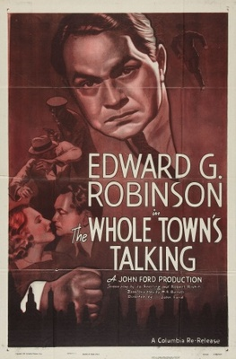 The Whole Town's Talking movie poster (1935) poster MOV_7dfeb974