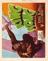 King Kong movie poster (1933) picture MOV_7e00190b