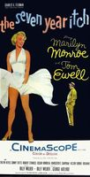 The Seven Year Itch movie poster (1955) picture MOV_7e0a606b