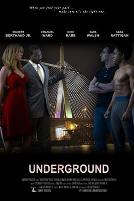 Underground movie poster (2010) poster MOV_7e113f92