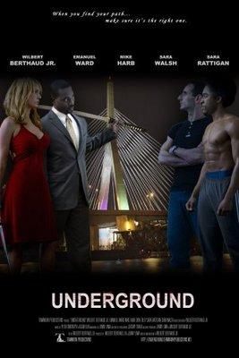 Underground movie poster (2010) poster MOV_7e113f92