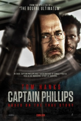 Captain Phillips movie poster (2013) poster MOV_7e146aae