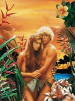 The Blue Lagoon movie poster (1980) picture MOV_7e160bf9