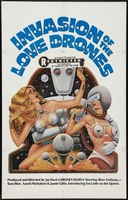 Invasion of the Love Drones movie poster (1977) picture MOV_7e175f3f