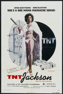 T.N.T. Jackson movie poster (1975) poster MOV_7e17a118