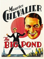 The Big Pond movie poster (1930) picture MOV_7e1d69cf