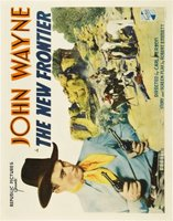 The New Frontier movie poster (1935) picture MOV_7e24071e