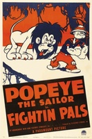 Fightin Pals movie poster (1940) picture MOV_7e2ca23a