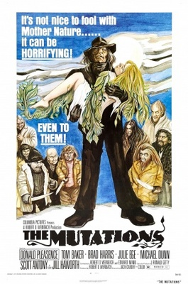 The Mutations movie poster (1974) poster MOV_7e3743ea