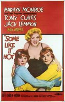 Some Like It Hot movie poster (1959) picture MOV_7e384af2