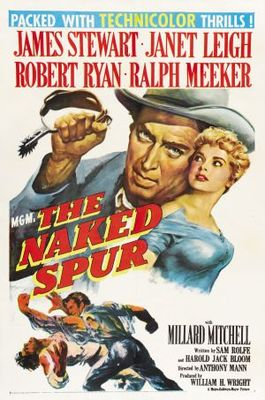 The Naked Spur movie poster (1953) poster MOV_7e4d0cc3