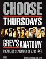 Grey's Anatomy movie poster (2005) picture MOV_7e4f0e91
