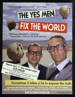 The Yes Men Fix the World movie poster (2009) picture MOV_7e4f5388