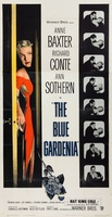The Blue Gardenia movie poster (1953) picture MOV_7e51479e