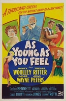 As Young as You Feel movie poster (1951) picture MOV_7e52dd96