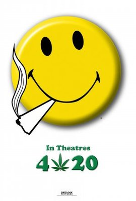 Smiley Face movie poster (2007) poster MOV_7e52e2c8