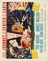 Journey to the Center of the Earth movie poster (1959) picture MOV_7e5a5cfb
