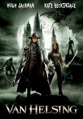 Van Helsing movie poster (2004) poster MOV_7e5d3520