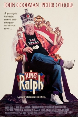 King Ralph movie poster (1991) poster MOV_7e603bbd