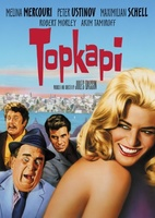 Topkapi movie poster (1964) picture MOV_7e613694
