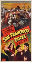 San Francisco Docks movie poster (1940) picture MOV_7e651dee