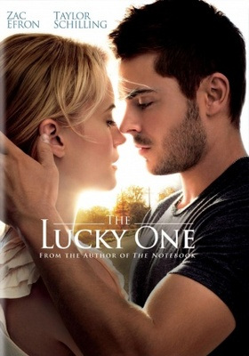 The Lucky One movie poster (2012) poster MOV_7e69fe44