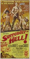 Surrender - Hell! movie poster (1959) picture MOV_7e6a4fbc