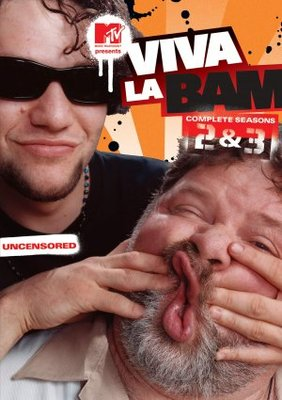 Viva la Bam movie poster (2003) poster MOV_7e7096f7