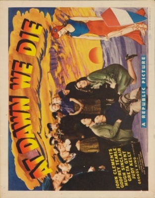 Tomorrow We Live movie poster (1943) poster MOV_7e7143c5