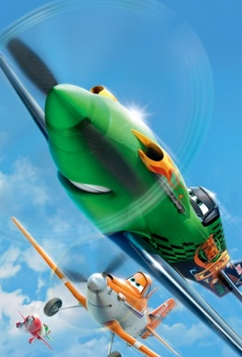 Planes movie poster (2013) poster MOV_7e755b74
