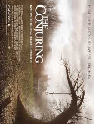 The Conjuring movie poster (2013) poster MOV_7e7b4dba