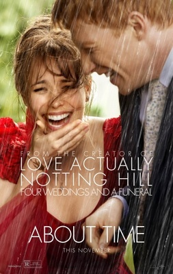 About Time movie poster (2013) poster MOV_7e851179