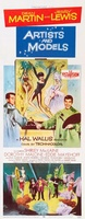 Artists and Models movie poster (1955) picture MOV_eef7cc8c
