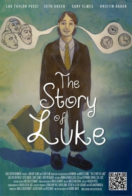 The Story of Luke movie poster (2012) poster MOV_7e86b12b