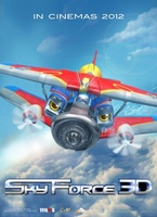 Sky Force movie poster (2012) picture MOV_7e88f25b