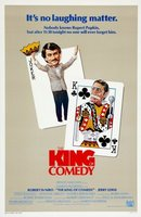 The King of Comedy movie poster (1983) picture MOV_7e8af957