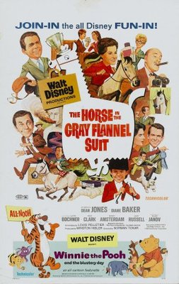 The Horse in the Gray Flannel Suit movie poster (1968) poster MOV_7e93587d