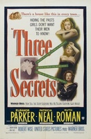 Three Secrets movie poster (1950) picture MOV_7e94131e