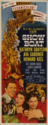 Show Boat movie poster (1951) poster MOV_7e948f86
