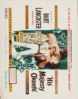 His Majesty O'Keefe movie poster (1954) picture MOV_7e957c31