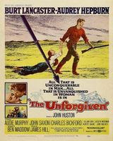 The Unforgiven movie poster (1960) picture MOV_7e9626f9