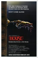 House movie poster (1986) picture MOV_7e977598