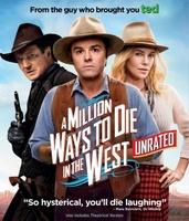 A Million Ways to Die in the West movie poster (2014) picture MOV_7e996ea2