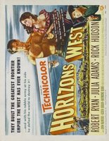 Horizons West movie poster (1952) picture MOV_7e9cb641