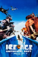 Ice Age: Continental Drift movie poster (2012) picture MOV_7e9dc0f3