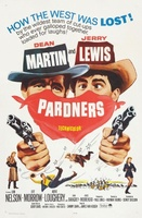 Pardners movie poster (1956) picture MOV_7ea12414