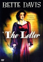 The Letter movie poster (1940) picture MOV_7ea187a4