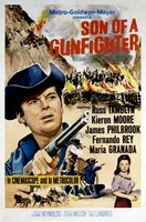 Son of a Gunfighter movie poster (1965) picture MOV_7ea230bc